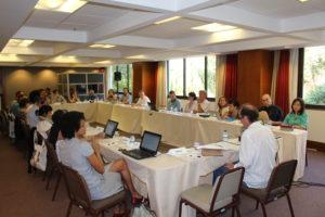 Rio Workshop Session
